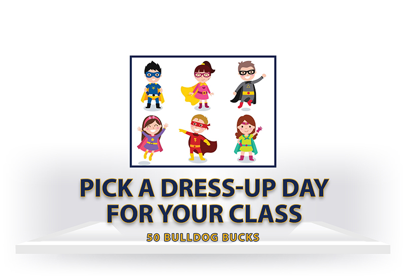 Pick a Dress-Up Day for Your Class