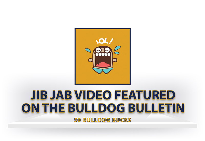 Jib Jab Video Featured on the Bulldog Bulletin
